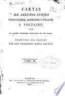 Cartas de algunos judíos portugueses, alemanes y polacos a Voltaire: (1824. 340 [i.e. 240], 24, 14 p.)