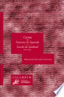 Cartas de Quevedo a Sancho de Sandoval (1635-1645)