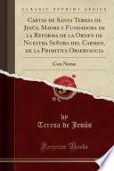 Cartas de Santa Teresa de Jesus, 3