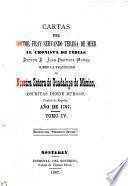 Cartas del doctor fray Servando Teresa de Mier al cronista de Indias, doctor D. Juan Bautista Muños, sobre la tradiccion de Nuestra Señora de Guadalupe de México