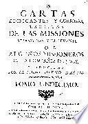 Cartas edificantes, y curiosas, escritas de las missiones estrangeras, y de leuante