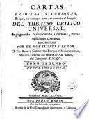 Cartas eruditas y curiosas, 2