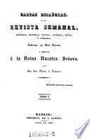 Cartas Espanolas O Sea Revista Historica, Cientifica, Teatral, Artistica, Critica Y Literaria. Publicadas ... Por Don Jose Maria de Carnerero