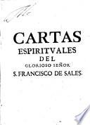 Cartas espirituales de S. Francisco de Sales ...