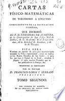 Cartas físico-matemáticas de Theodosio a Eugenio