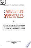 Cartas fundamentales