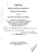 Cartas historico-filosofico-administrativas sobre las islas Canarias