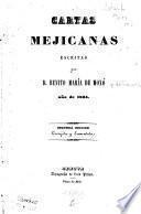Cartas mejicanas