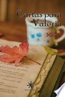 Cartas para Valeria