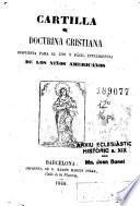 Cartilla y doctrina cristiana