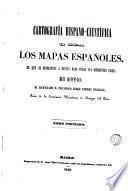 Cartografía hispano-científica