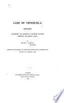 Case of Venezuela