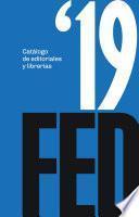 Catálogo de editoriales y librerías FED '19