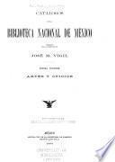 Catálogos de la Biblioteca Nacional de México