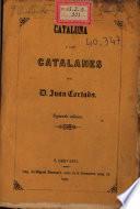 Cataluña y los catalanes