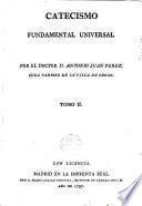 Catecismo fundamental universal