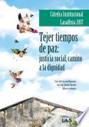 Cátedra institucional Lasallista 2017.