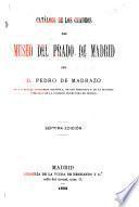 Catʹalogo de los cuadros del Museo del Prado de Madrid