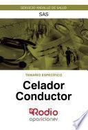 Celador Conductor. Temario Específico