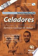 Celadores. Servicio Gallego de Salud. Temario Específico y Test.