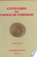Centenario del Código de Comercio