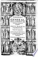 Chronica de la Orden de S. Benito, patriarca de religiosos