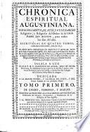 Chronica Espiritual Augustiniana