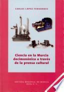 Ciencia en la Murcia decimonónica a través de la prensa cultural