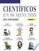 Científicos en 90 Minutos (Pack 1)