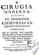 Cirugia moderna