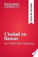 Ciudad en llamas de Garth Risk Hallberg (Guía de lectura)