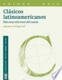 Clásicos latinoamericanos Vol. I