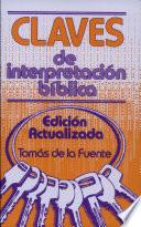 Claves de Interpretacion Biblica