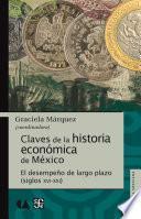 Claves de la historia económica de México