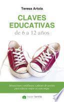 Claves educativas de 6 a 12 años