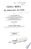 Clínica médica del Hotel-Dieu de París