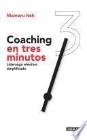 Coaching en tres minutos
