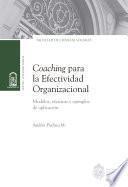 Coaching para la efectividad organizacional