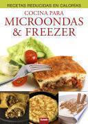 Cocina para microondas & freezer
