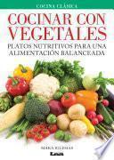 Cocinar con vegetales