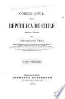 Código civil de la República de Chile
