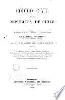 Còdigo civil de la República de Chile