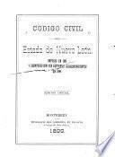 Codigo civil del estado de Nuevo León