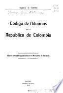 Código de aduanas de la República de Colombia