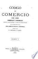 Código de comercio de 1885