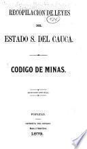Código de minas