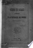 Código de Moral fundada en la Naturaleza del Hombre. [By Justo Arosemena.]