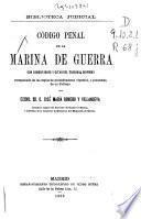 Código penal de la Marina de Guerra