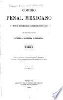Código penal mexicano