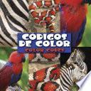 Códigos de color